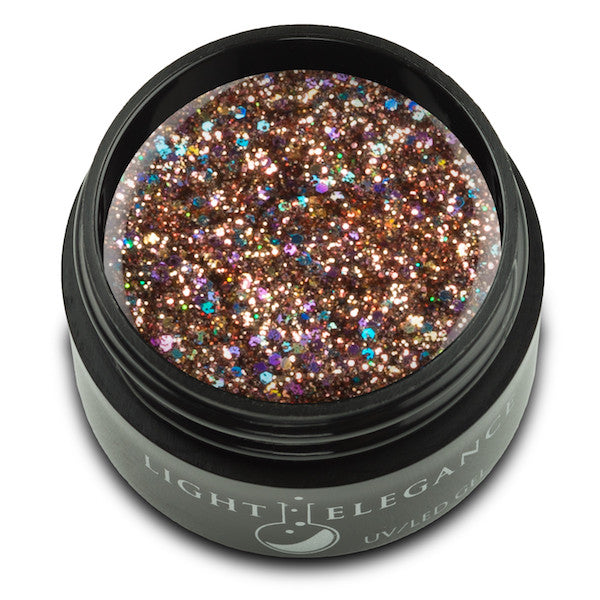 Sophia UV/LED Glitter Gel