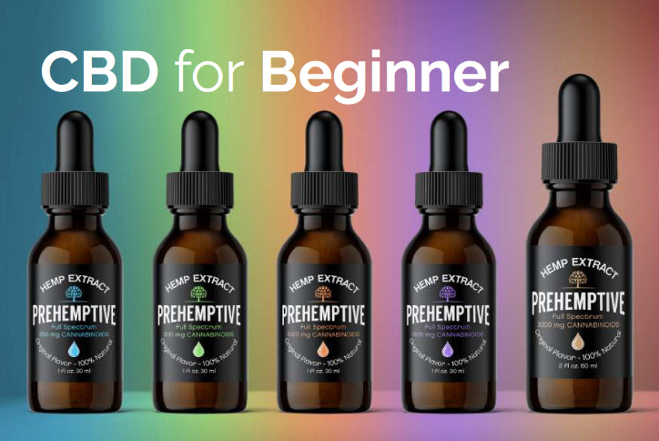 A Beginner's Guide To CBD