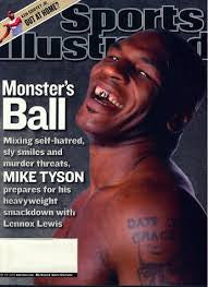 Sports Illustrated - May 20 2002 Mike Tyson - TnTCollectibles