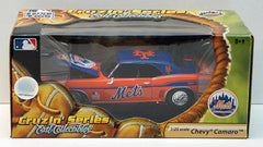 2006 Ertl Collectibles 1969 New York Mets Chevy Camaro 1:25 Scale Die-Cast Car NIB - TnTCollectibles