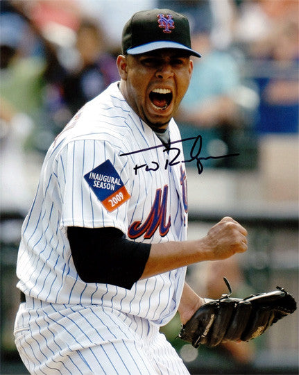Francisco Rodriguez Signed Autographed Mets 8x10 Photo w/COA - TnTCollectibles