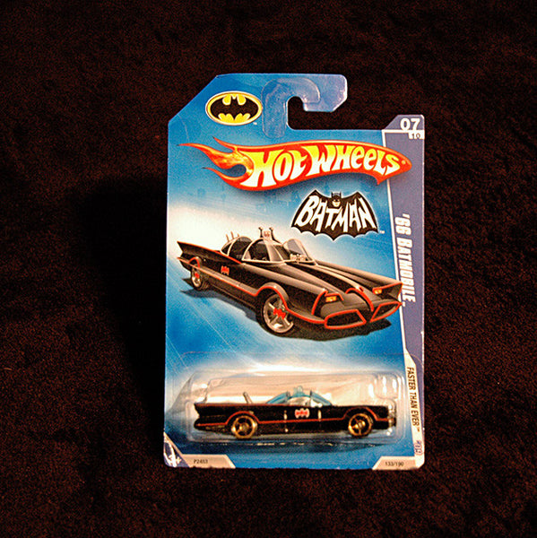 Batman Hot Wheels '66 Batmobile - TnTCollectibles