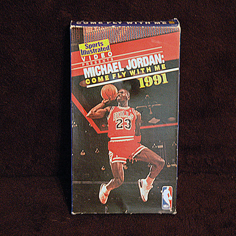 1991 Sports Illustrated Michael Jordan Video - TnTCollectibles