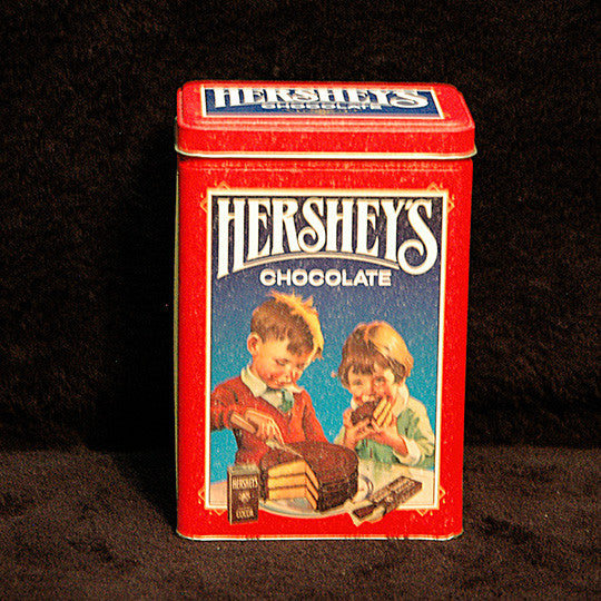 Hershey's Chocolate Tin - TnTCollectibles