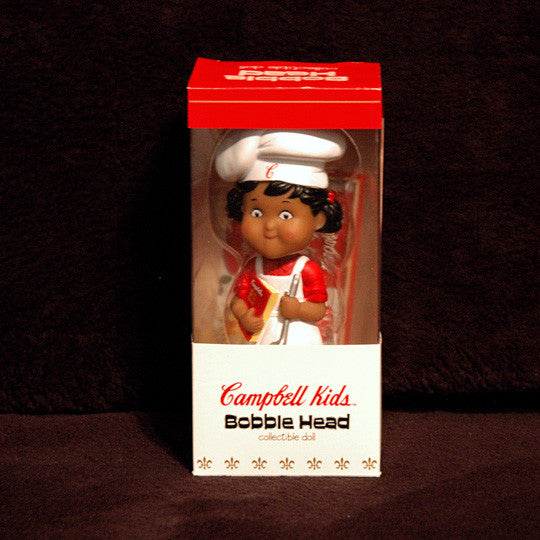 Collectible Campbell's Soup Bobblehead Bobble Head New In Box - TnTCollectibles