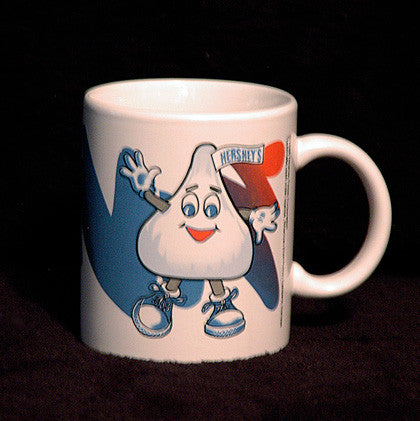 Hershey's Kisses Coffee Mug - TnTCollectibles