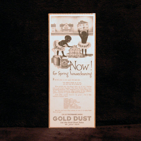 Antique 1904 Gold Dust Twins Print Ad - TnTCollectibles