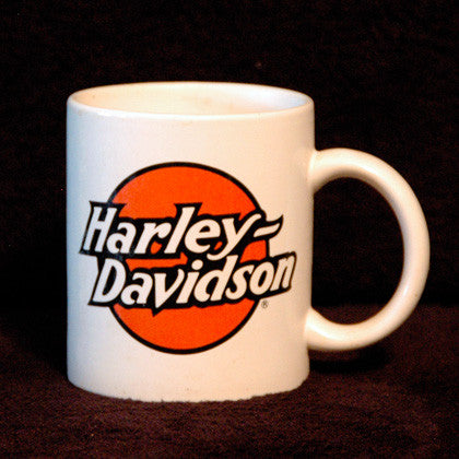 Genuine Harley-Davidson Motorcycles Alternate Logo Coffee Mug - TnTCollectibles