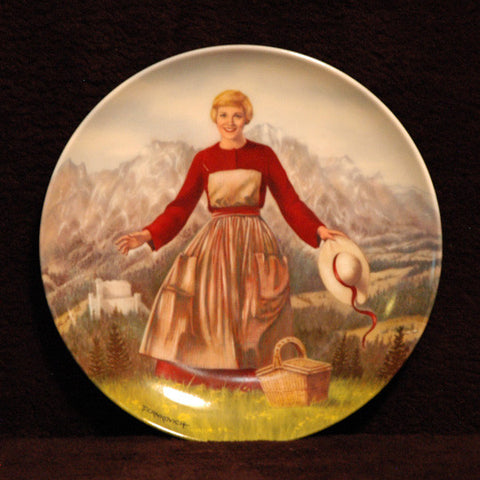 1986 Sound of Music Knowles Fine China Collector Plate - TnTCollectibles