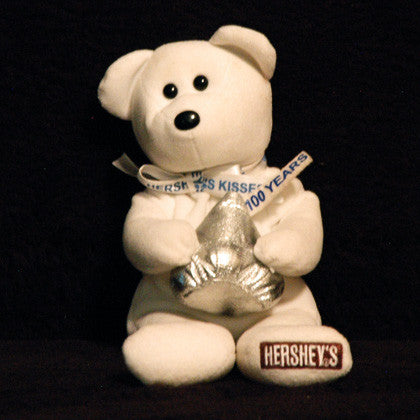 Retired Hugsy Hershey's Bear TY Beanie Baby - TnTCollectibles