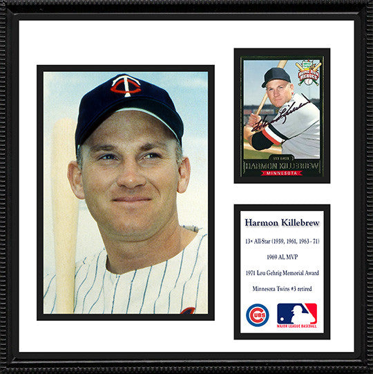 Baseball Legend Harmon Killebrew 1999 Autographed Hand-Signed Card with COA - TnTCollectibles
