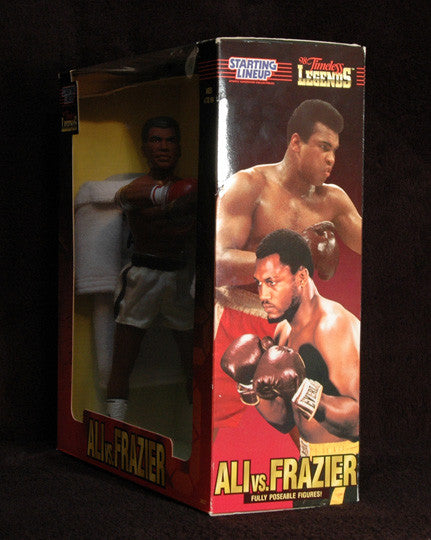 Rare Collectible Muhammad Ali Joe Frazier Extra Large Action Figures New In Box - TnTCollectibles - 3