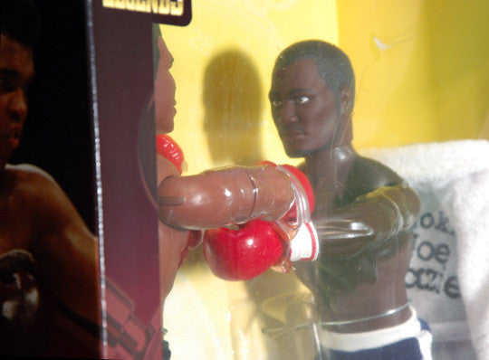 Rare Collectible Muhammad Ali Joe Frazier Extra Large Action Figures New In Box - TnTCollectibles - 5