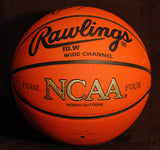 Rare 1996 NCAA Final Four Allen Iverson Autographed Hand Signed Basketball COA - TnTCollectibles - 2