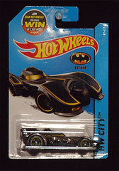 2015 Batman Hot Wheels 'Batmobile' Batmobile - TnTCollectibles