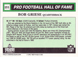 Rare Collectible 2x Super Bowl Champion Bob Griese Autographed Hand Signed Card - TnTCollectibles - 2