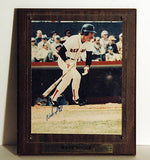 Wade Boggs Autograph Hand Signed Photo Plaque Red Sox Yankees World Series Champion - TnTCollectibles - 1
