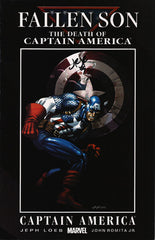 Autographed Hand Signed Marvel Comic Book - The Death of Captain America - TnTCollectibles