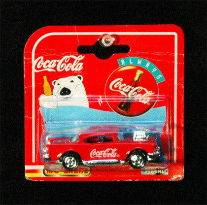 Vintage Coke Collectible Coca Cola 200 Series 1957 Chevrolet 57 Chevy Diecast - TnTCollectibles