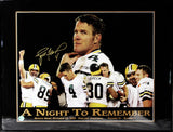 Limited Edition Brett Favre Autographed Hand Signed Large 25x20 Photo - TnTCollectibles - 1
