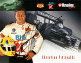 Christian Fittipaldi Autographed Hand-Signed Promo Print - TnTCollectibles - 1