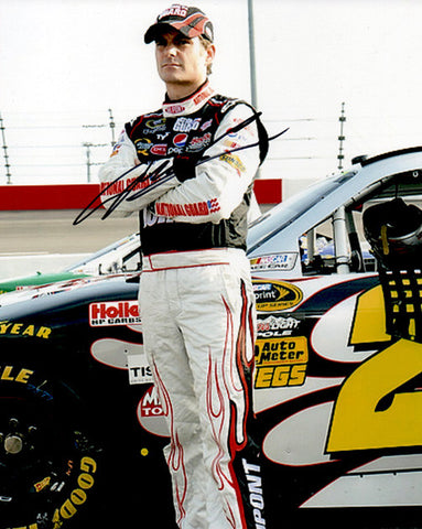 Collectible NASCAR Racing Legend Jeff Gordon Autograph Signed Photo - TnTCollectibles - 1