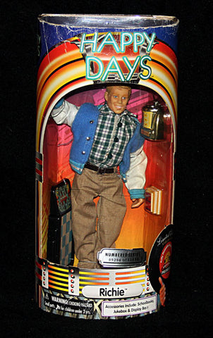 Rare Collectible Happy Days Richie Cunningham Posable 9 in Doll with Accessories - TnTCollectibles - 1