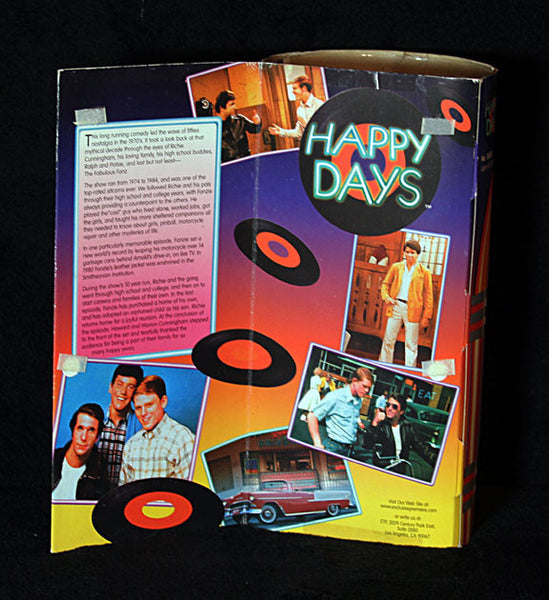 Rare Collectible Happy Days Richie Cunningham Posable 9 in Doll with Accessories - TnTCollectibles - 3
