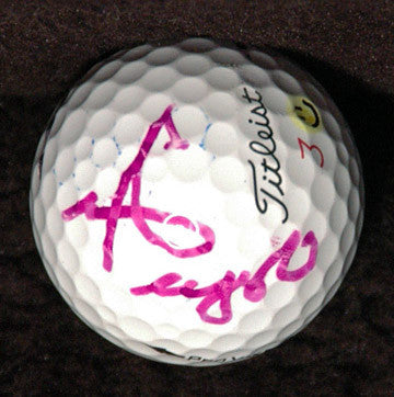 LPGA Champion Rookie of the Year Hee Kyung Seo Autograph Hand Signed Golf Ball - TnTCollectibles - 1