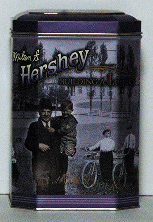 1996 Hershey's Milk Chocolate Building A Legacy #3 Tin (07) - TnTCollectibles - 1