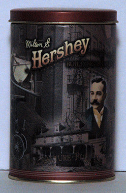 1996 Milton S Hershey Building A Legacy #1 Hershey's Tin (08) - TnTCollectibles - 1