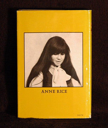 Author Anne Rice Autograph Interview with the Vampire Signed First Edition Book - TnTCollectibles - 3