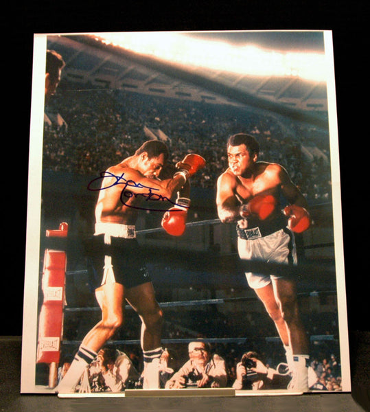 Boxing Legend Ken Norton Autograph with Muhammad Ali Hand Signed 11x14 Photo COA - TnTCollectibles