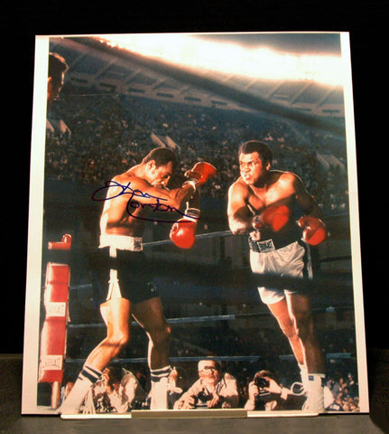 Boxing Legend Ken Norton Autograph Muhammad Ali Hand Signed 11x14 Photo COA - TnTCollectibles
