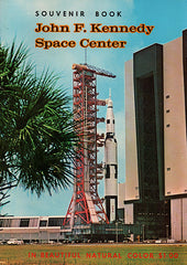 1969 JFK John F. Kennedy Space Center Souvenir Book - TnTCollectibles - 1
