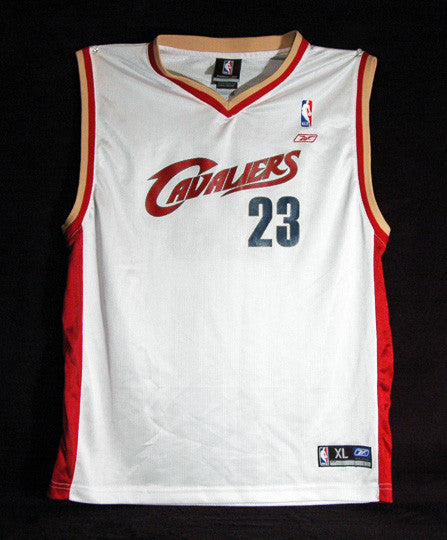 2 Time NBA Champion LeBron James Autograph Signed Cleveland Cavaliers Reebok Jersey - TnTCollectibles - 3