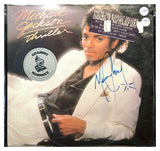 RARE Autograph Michael Jackson Hand Signed Thriller LP Factory Sealed Album - TnTCollectibles - 3