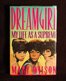 Supremes Founding Member Mary Wilson Autograph Hand Signed Dreamgirl Book 1st Ed - TnTCollectibles - 1