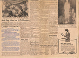 NASA Astronaut John Glenn First American To Orbit Earth Entire S.F. Newspaper - TnTCollectibles - 4