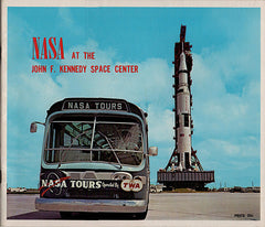 1960's JFK Nasa Tours At The John F. Kennedy Space Center Souvenir Book - TnTCollectibles - 1