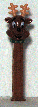 Holiday Reindeer Pez Dispenser - TnTCollectibles