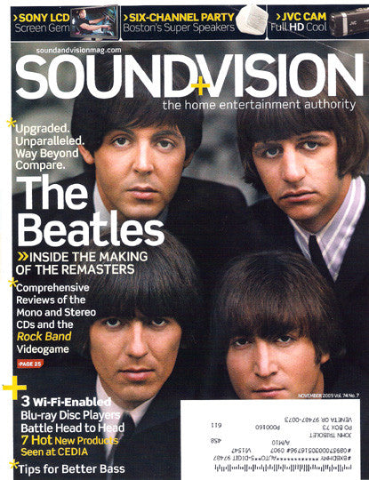 The Beatles - Sound and Vision 11/09 - TnTCollectibles