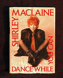 Award Winning Actress Shirley MacLaine Autograph Signed Dance While You Can Book - TnTCollectibles - 2