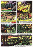 The True Story of Smokey Bear 1969 Comic Book - Western Pub US Forestry Service. - TnTCollectibles - 2