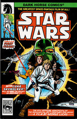 1977 Star Wars Comic Fabulous First Issue Dark Horse Comics 2006 Reprint Mint - TnTCollectibles