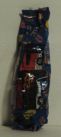 Pez Dispense Tractor Trailer Truck with Flames NIP - TnTCollectibles
