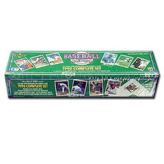 1990 Upper Deck Collector's Choice Baseball Complete Factory Sealed Set - TnTCollectibles - 1