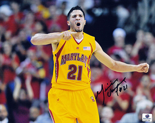 Greivis Vasquez Autographed Hand Signed Rookie 8x10 Photo - TnTCollectibles