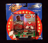 NASCAR Winner's Circle Bobby LaBonte Coca Cola Interstate Batteries Diecast Car 2 - TnTCollectibles - 1