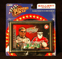 NASCAR Winner's Circle Bobby LaBonte Coca Cola Interstate Batteries Diecast Car - TnTCollectibles - 1